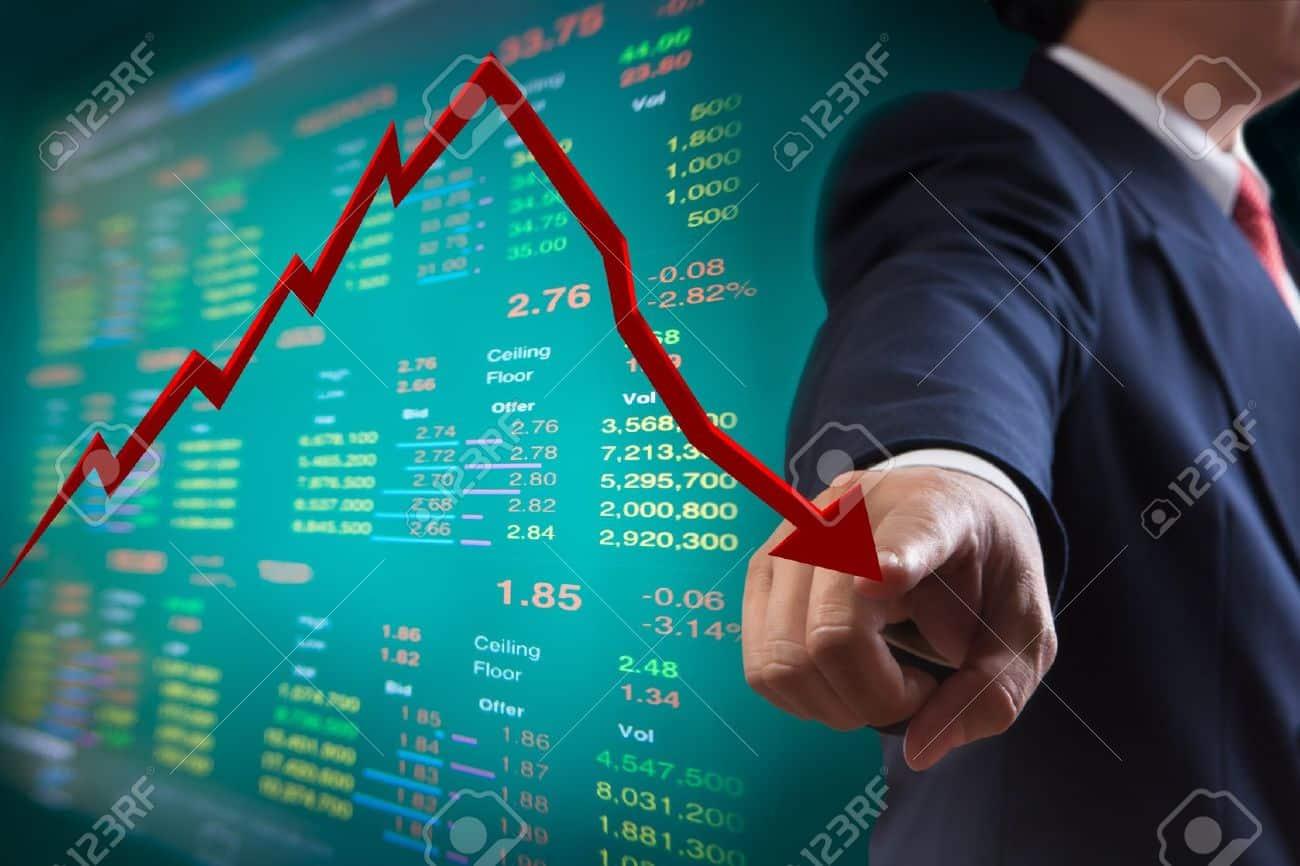 کاهش سهام پی پال