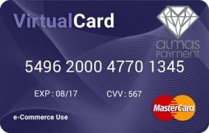مستر کارت فیزیکی مسترکارت مجازی