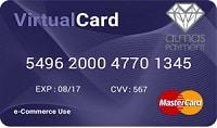 مستر کارت مجازی ( ویزا کارت مجازی )